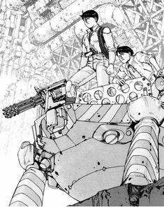 Manga Akira, Katsuhiro Otomo, Japanese Film, Sendai, Good Manga, Manga Games, Animation Film, Pretty Art, Book Art