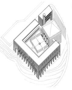 Iñiguez & Ustarroz · Competition for Islamic Cultural Centre