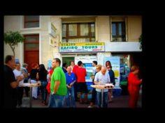 """Otro vídeo con fotografías tomadas durante las más de 130 fiestas """"Todo Incluido"""" que realizamos invitando a mojitos en las agencias Zafiro Tours."""