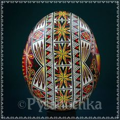 These Beautiful Pysanky from Western Ukraine are painted using traditional batik technique with beeswax and kistka. All work is not wooden! These are real chicken eggs. Pysanky are made by hand, at high artistic level. | eBay!