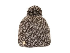 Bonnet Ice Tricot marron #bonnet #rentree #herman1874 #ski