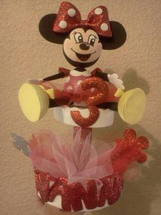 Minnie roja