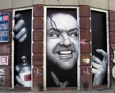 We have gathered 30 Impressive Street Art Examples and we think that you should definitely see them. Street Art comes in a variety of forms the most common being graffiti. Ironically enough, this article contains less graffiti and more amazing stree… 3d Street Art, Urban Street Art, Best Street Art, Amazing Street Art, Street Art Graffiti, Street Artists, Urban Art, Amazing Art, Berlin Graffiti