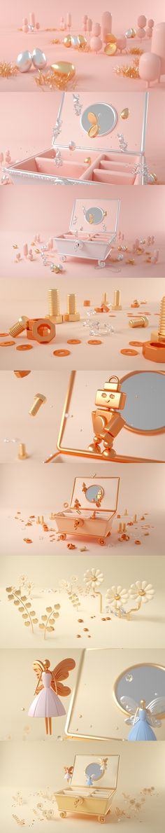 """Check out this @Behance project: """"Ted Baker - Social Loops"""" https://www.behance.net/gallery/53524737/Ted-Baker-Social-Loops"""