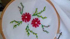 Hand Embroidery: Caston bullion stitch