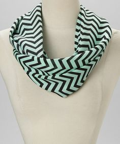 Look what I found on #zulily! Mint Infinity Scarf #zulilyfinds