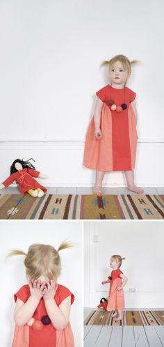Mer Mag: Isabel Garreton Spring Easter Dress and Doll