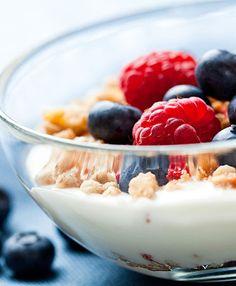 Sunde og nemme opskrifter på morgenmad - mums! #food #recipe #mad