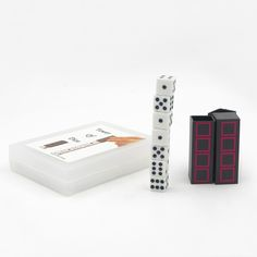 Tower of dice stage Magic tricks Streets magician Props Tools magic tricks 400magic