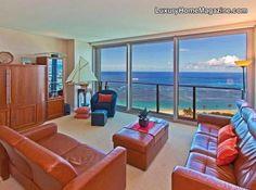 Mesmerizing panoramic ocean views in this condo