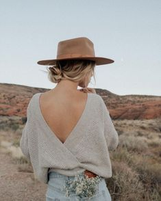 2019 Casual Fashion Trends For Women - Fashion Trends Boho Outfits, Outfits With Hats, Spring Outfits, Casual Outfits, Fashion Outfits, Fashion Tips, Fashion Trends, Fashion Styles, Fashion Quotes