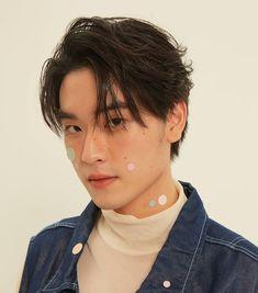 talay; my aesthetic.   VK Korean Hairstyles Women, Asian Men Hairstyle, Japanese Hairstyles, Asian Hairstyles, Men Hairstyles, Perth, Asian Eye Makeup, Asian Love, Asian Eyes