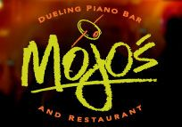 Mojo's Dueling Piano & Restaurant-o-Open 4 days a week and provides interactive dueling piano shows, a full service menu and energy up the whazzo. So come on down for some of the best grub and jams Grand Rapids has to offer. Not only do we have the best grub and entertainment but we also have over 20 unique martinis for getting your Mojo on.