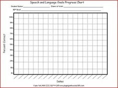 Speech Therapy Data Collection - Pinned by @PediaStaff – Please Visit  ht.ly/63sNt for all our pediatric therapy pins