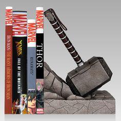 Mjölnir Bookend by Urban Collector.