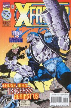 X-Factor (vol.1) #118