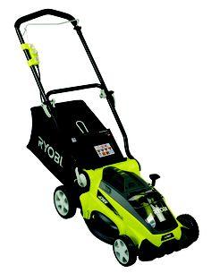 Lawn Mower Cordless Ryobi 36v Li-ion Unit Only Rlm36b - Bunnings Warehouse