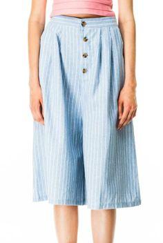 The Tottori Split Skirt #kling