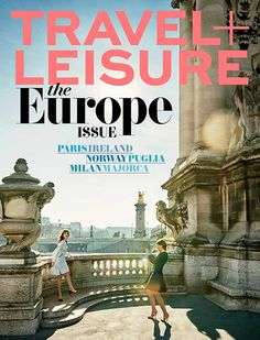 Travel + Leisure relaunches magazine and website: Travel Weekly Travel Magazines, Most Beautiful Beaches, Travel News, Travel And Leisure, Book Cover Design, Magazine Design, Things To Know, Travel Inspiration, Design Inspiration