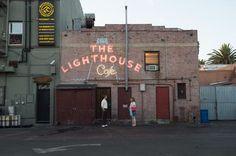 The Lighthouse Cafe in Hermosa Beach by La La Land movie