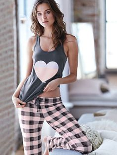 Pillowtalk Tank Pajama Set – Victoria's Secret from Victoria's Secret. Saved to … Pillowtalk Tank Pyjama Set – Victoria's Secret von Victoria's Secret. Gespeichert in PJs. Pijamas Victoria Secrets, Victoria Secret Pyjamas, Victoria Secret Lingerie, Lingerie Latex, Lingerie Sleepwear, Nightwear, Purple Lingerie, Sexy Lingerie, Cute Pjs