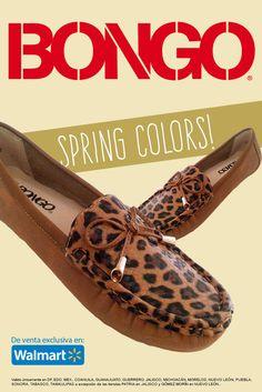 Mocasines Bongo animal print, tú decides con qué outfit lucen mejor: jeans, mallones o falda
