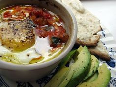 Hollow Legs: Spicy Baked Eggs