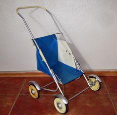 Nostalgie Puppenwagen, Sportwagen ALT, Puppenwagen