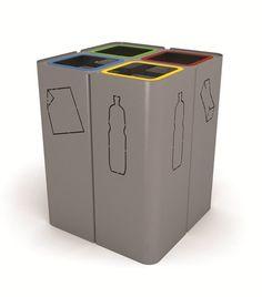 垃圾桶 MINILLERO by CITYSI | 设计师GIBILLERO design