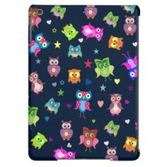 $$$ This is great for          Rainbow owls cover for iPad air           Rainbow owls cover for iPad air today price drop and special promotion. Get The best buyDeals          Rainbow owls cover for iPad air Review on the This website by click the button below...Cleck Hot Deals >>> http://www.zazzle.com/rainbow_owls_cover_for_ipad_air-179065823960199630?rf=238627982471231924&zbar=1&tc=terrest