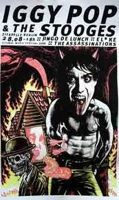 Depression What Helps Iggy Pop, Rock Posters, Concert Posters, Music Posters, Post Pop Depression, Iggy And The Stooges, Grateful Dead Poster, Music Flyer, Rockn Roll