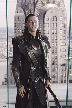 "Tom Hiddleston ""Loki"" Nice still from ""The Avengers"" From http://icyxmischief.tumblr.com/post/112646688104"