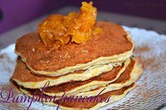 pumpkin pancakes (Consolidation)