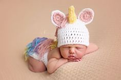 Hey, I found this really awesome Etsy listing at https://www.etsy.com/listing/291398693/unicorn-newborn-outfit-photo-prop