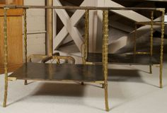 Pair Of Maison Bagues Chinoiserie Side Tables image 8