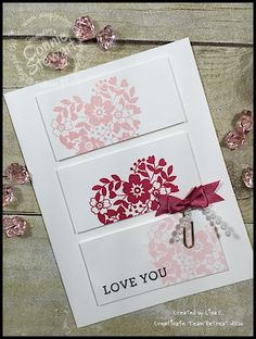 What's New Wednesday - see great ideas using the Bloomin' Love Bundle from the Occasions Catalog 2016 - www.SimplySimpleStamping.com - see the February 3, 2016 blog post