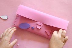 Basteln-Moosgummi-bastelidee-bleistift-beutel-Kinder-DIY-anleitung-selbermachen