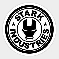 Shop Stark Industries iron man stickers designed by as well as other iron man merchandise at TeePublic. Papel Sticker, Logo Sticker, Sticker Design, Tumblr Stickers, Cool Stickers, Printable Stickers, Star Wars Stickers, Iron Man Merchandise, Iron Man Logo