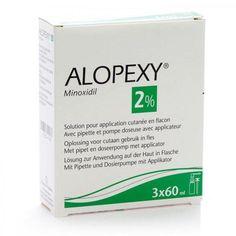 ALOPEXY® 2%  Lösung - die Frauen MEDICINE AUSFALL HAAR