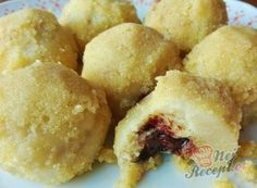 Eastern European Recipes, Dumplings, Cornbread, Sweet Recipes, Entrees, Muffin, Food And Drink, Baking, Breakfast