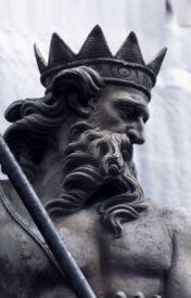 poseidon sculpture Neptune (by Tony Rdmn) Rome Antique, Imagination Art, Greek Statues, Angel Statues, Greek Art, Greek Gods, Gods And Goddesses, Aesthetic Art, Aesthetic Statue