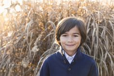 9 year old boy portrait ~ raleigh NC lifestyle child photographer