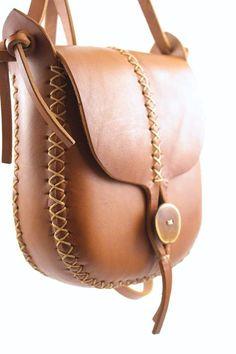 Leather Accent Tag - itaca by VIDA VIDA 8r4X08