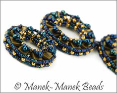 Tila Bead Necklace | Tila Wheels : Manek-Manek Beads - Jewelry | Kits | Beads | Patterns