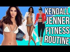 Kendall Jenner's workout routine has been targeted by many and its no surprise because she is definitely goals! Check out her fitness routine below! Kendall Jenner Workout, Kendall Jenner Instagram, Kendall Jenner Style, Fitness Diet, Fitness Hacks, Fitness Motivation, Diet Inspiration, Body Hacks, Workout Routines