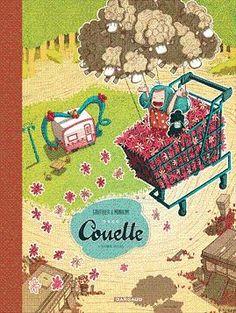 Couette. 1, Tombée du ciel / [texte de] Gauthier & [illustrations de] Minikim.  Éditions Dargaud Benelux.