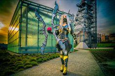 Nightblade Irelia Cosplay from League of Legends