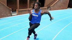 Hampton alum Brandon Jones will represent Belize in the 2016 Olympics