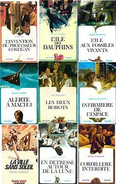 """Eclectisme: Robert Laffont, """"Plein Vent"""" et les collections juvéniles"""