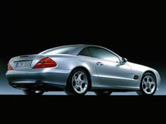 Mercedes-Benz SL 350 Mille Miglia Edition (R230) '2003 Merc Benz, Daimler Benz, Mercedes Benz Cars, Convertible, Vehicles, Wheels, Infinity Dress, Car, Vehicle